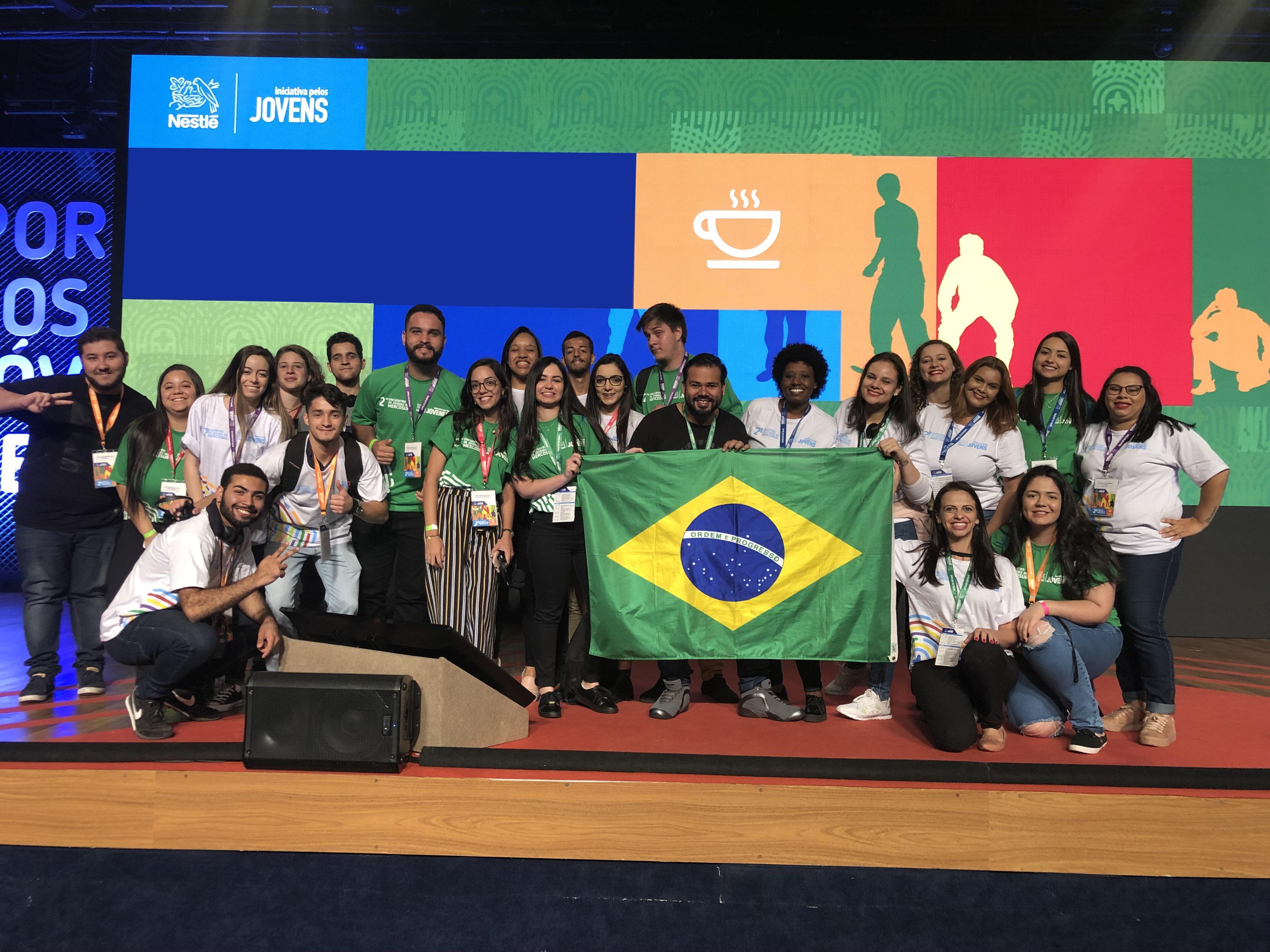2º Encontro de Jovens do Mercosul
